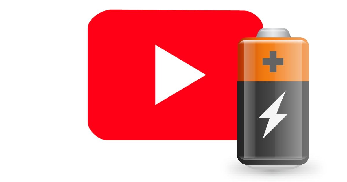 YouTube App Update Fixes iPhone Battery Drain Issue