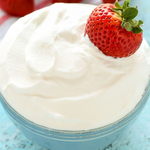 Yummly Personalized Recipe Recommendations And Search Recipe Homemade Whipped Cream Recipe Homemade Whipped Cream Recipes With Whipping Cream