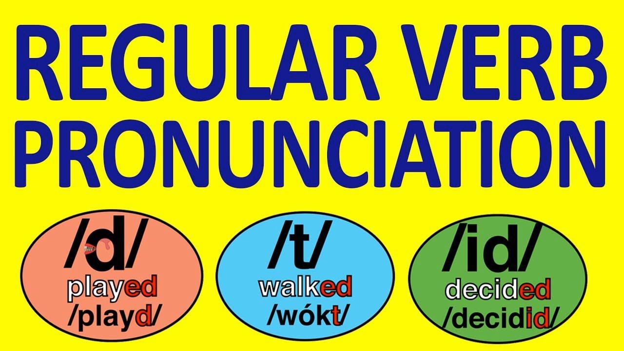 Principales Caracteristicas De Verbos Regulares Regular Verbs Verb How To Pronounce [ 720 x 1280 Pixel ]