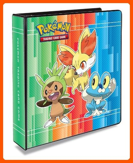 2-Inch Ultra Pro Pokemon X and Y 3-Ring Binder