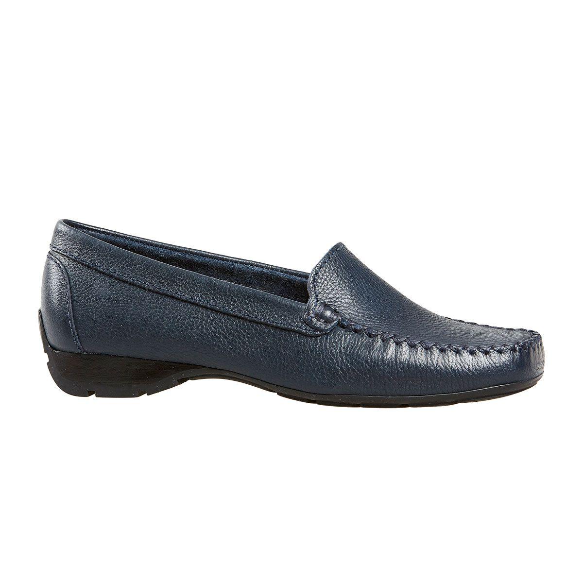 Buy your VanDal Ladies Sanson Navy Loafer at Jarrolds, discover ...