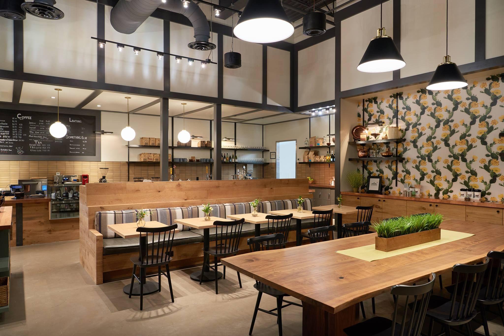 POV Coffee House at Lake Walk Luxury hotel, Coffee house