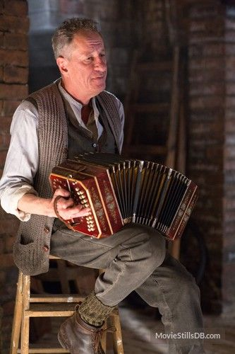 This Is The Scene Where Hans Plays The Accordion To Liesel Which