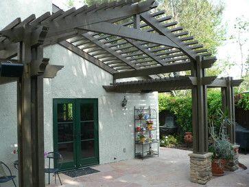 Pitched Roof Pergola Outdoor In 2019 Pergola Patio
