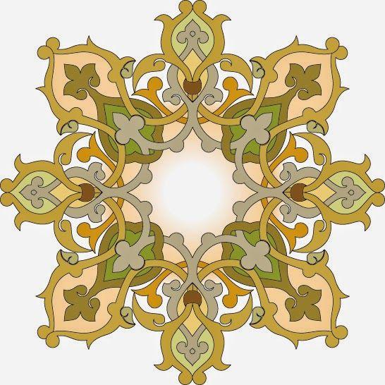 موسوعة صور المهندسة زخارف اسلامية 12 امتداد Eps Islamic Art Art Turkish Art
