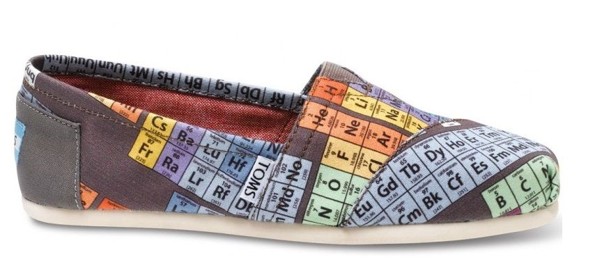fc8b6a899f7a periodic table shoes for sale