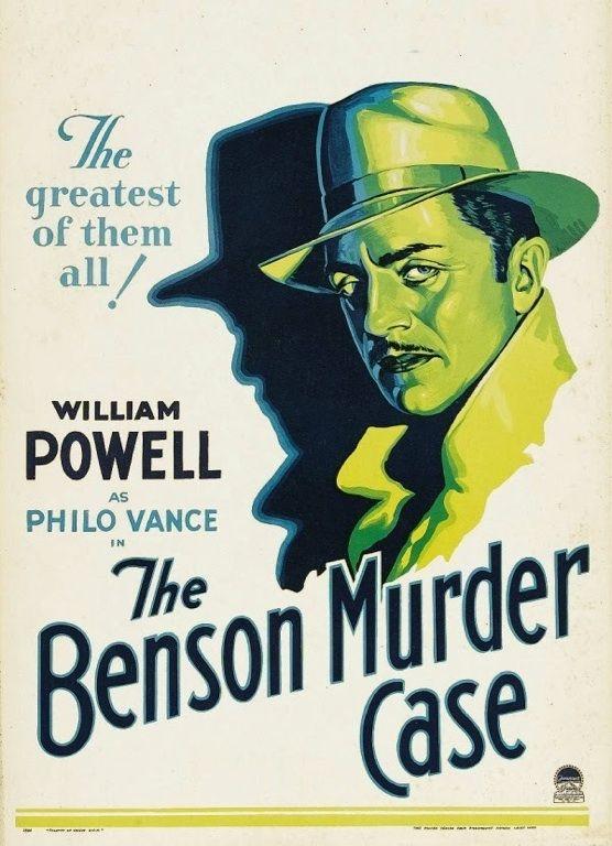 'The Benson Murder Case' (1930) ...
