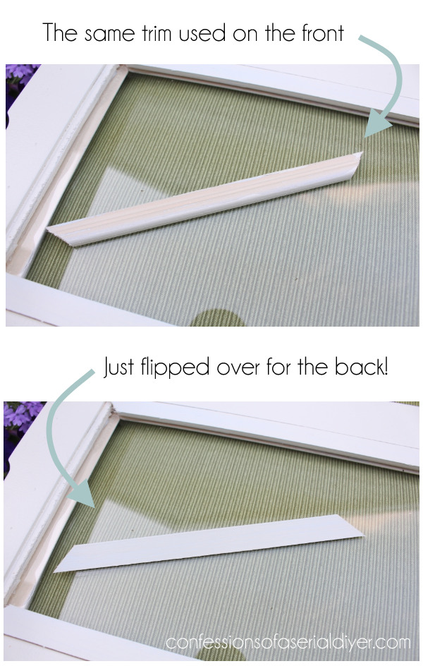 How to Add Glass to Cabinet Doors | Cabinet doors, Glass ...