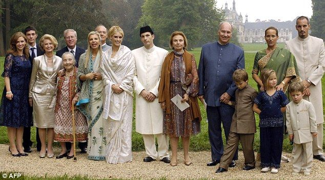 EXCLUSIVE Aga Khans Son Divorces American Wife And She