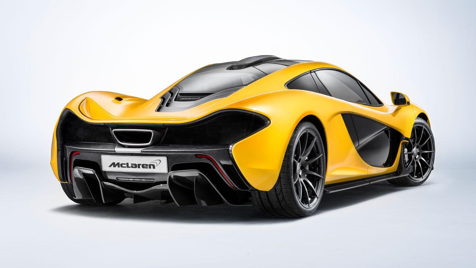 Luxury Cars Mclaren P1 Super Cars Mclaren