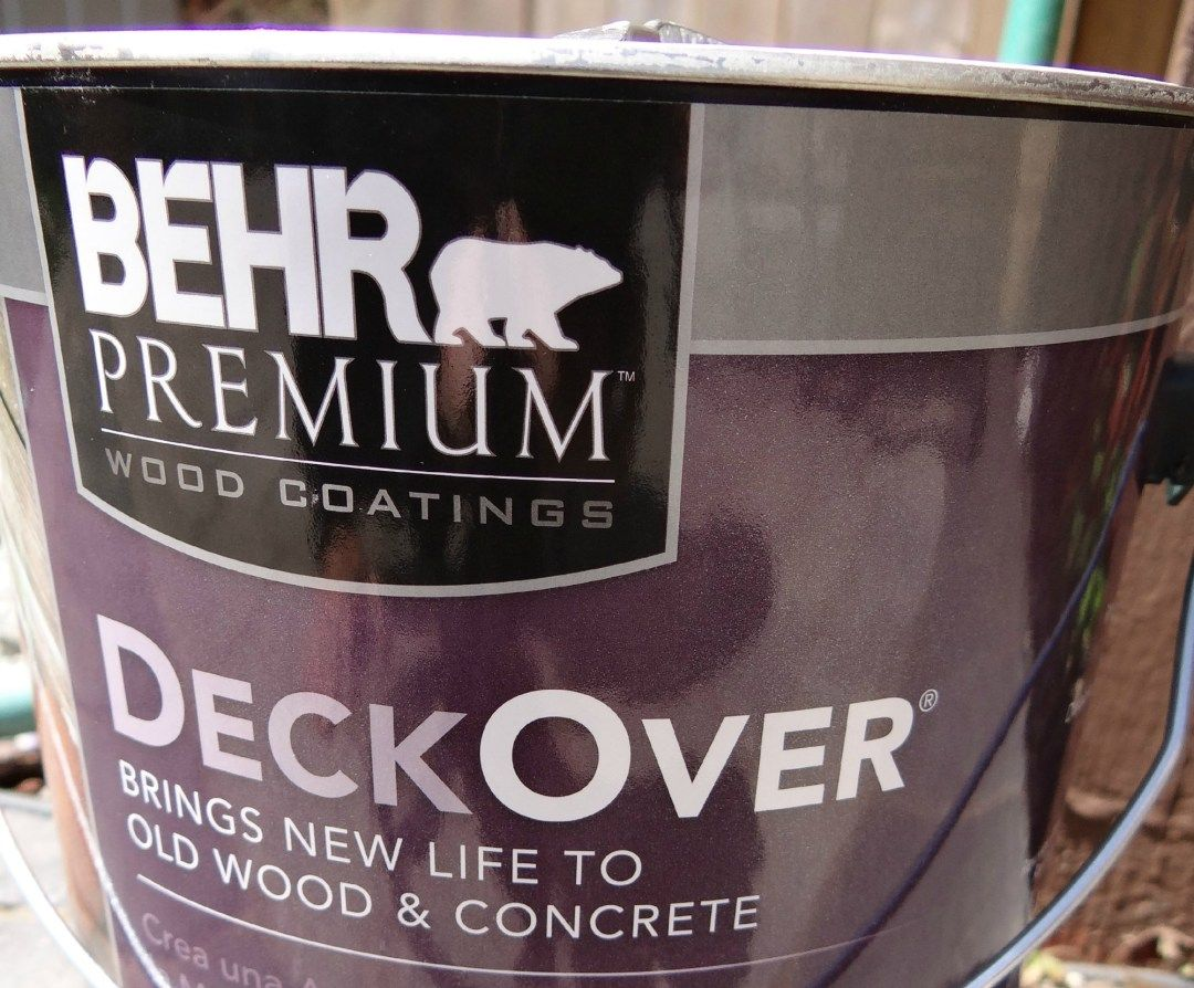 5 things we realize from repainting deck deck over paint
