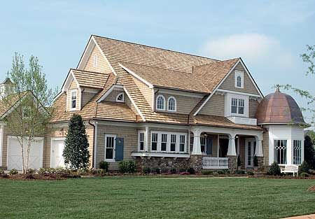 Shingle style architecture house plans