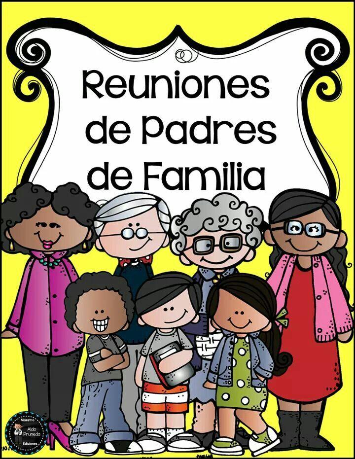 Reuniones Para Padres De Familia Reunion De Padres Consejos Tecnicos Escolares Etiquetas Preescolares