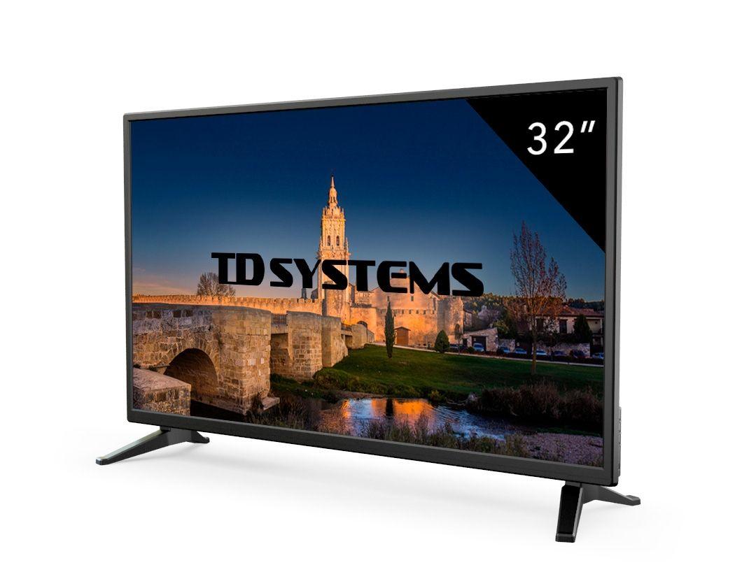 Tv 24 Led Hd Td Systems K24dlx10h Televisores Led Grabadora