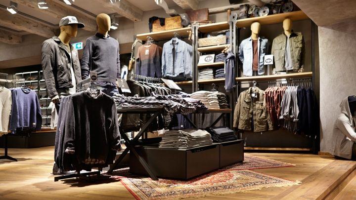 Jack U0026 Jones Store By Riis Retail, Copenhagen U2013 Denmark Store Design
