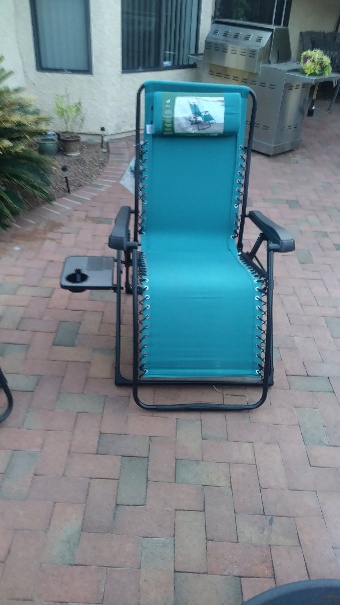 Zero Gravity chair This is mine..... Outdoor chairs