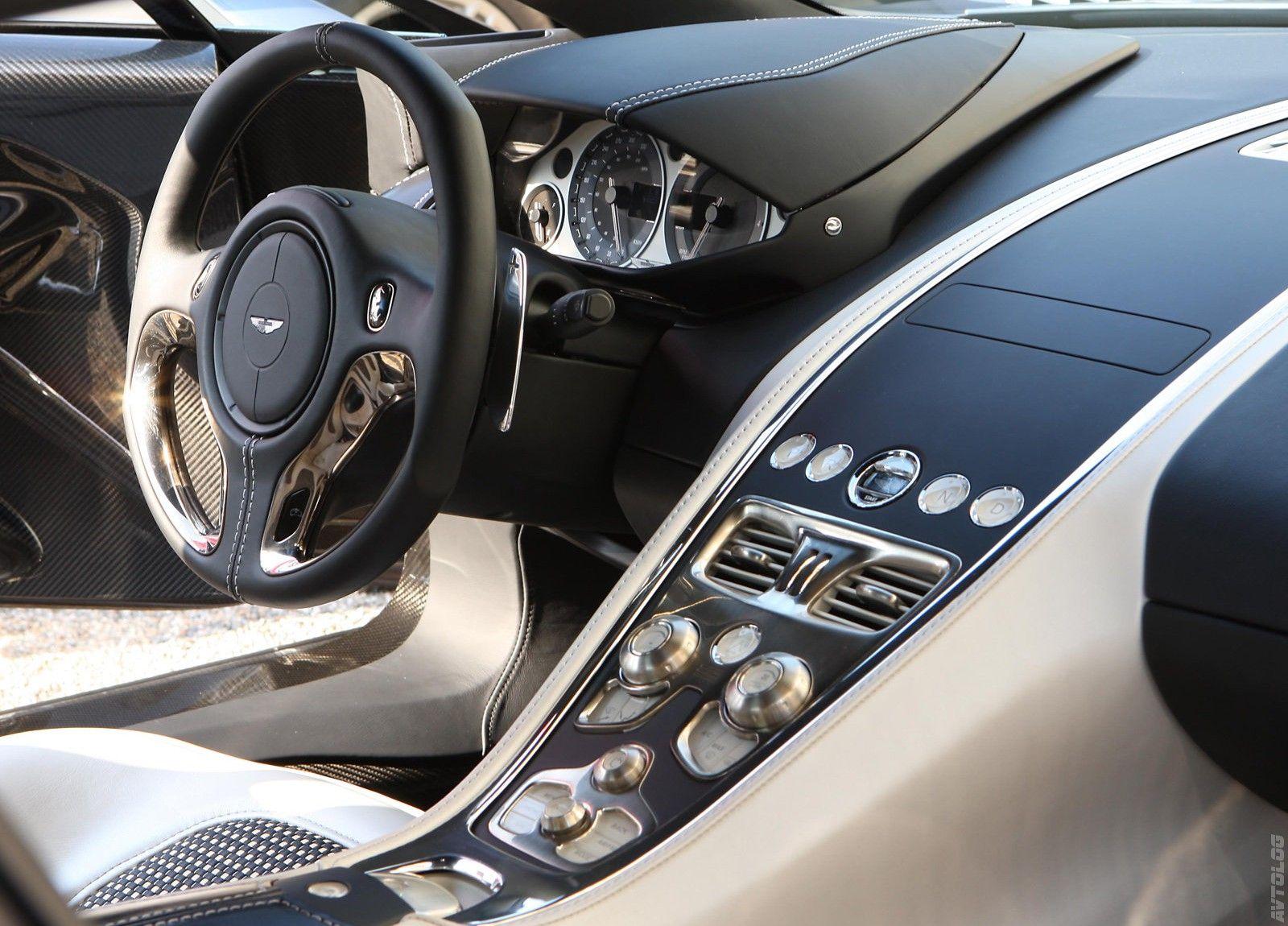 Aston Martin завершил выпуск суперкара One77 Aston