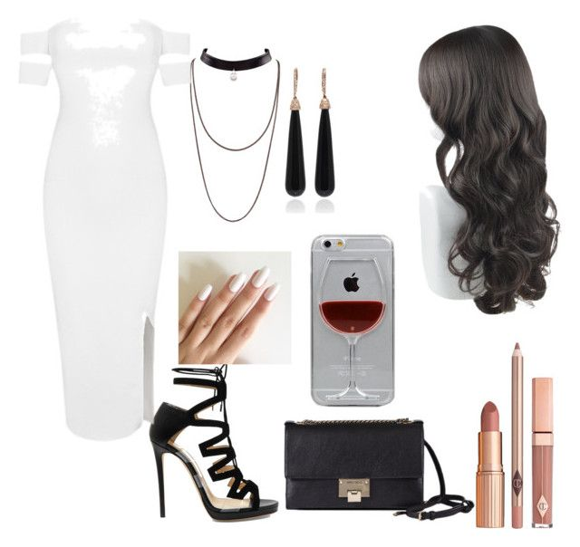 """""""Girls Night Out or Special Event"""" by queenimoni27 on Polyvore featuring Jimmy Choo, Reyes, SUSAN FOSTER, Dolce Vita and Posh Girl"""