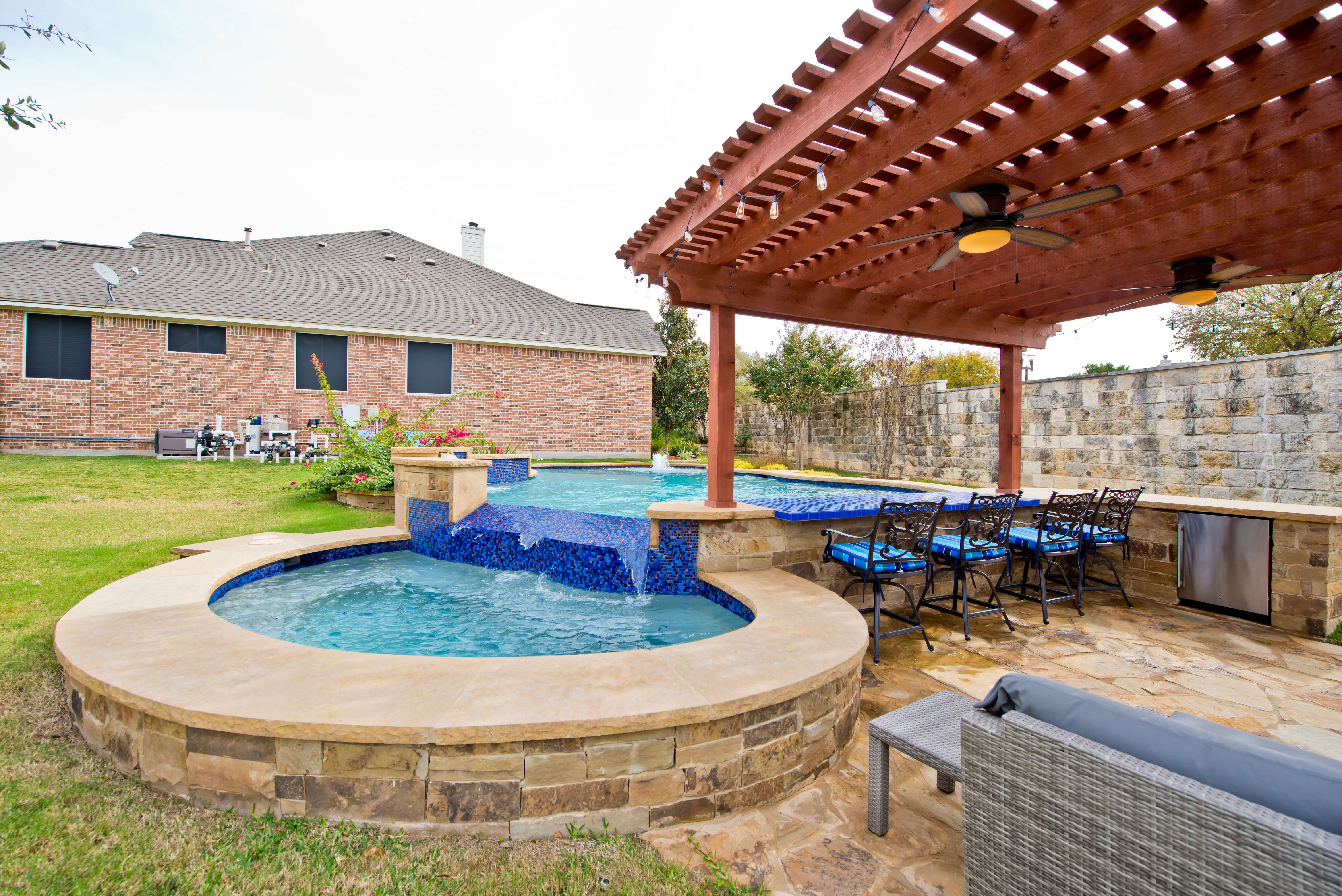 Pin By Texas Pools Patios On Texas Pool And Patio Outdoor Living Outdoor Living Pool Patio Patio