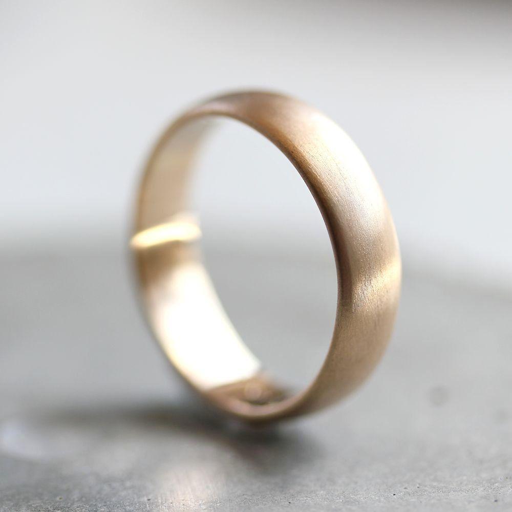 Mens 14k Gold Two Tone Plain Polished Wedding Band Ring Pompeii3 Inc 429 00 Wedding Ring Bands Mens Wedding Rings Mens Wedding Bands