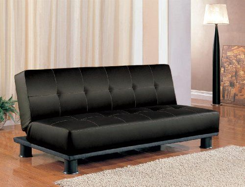 Futon Sofa Bed With On Tufted