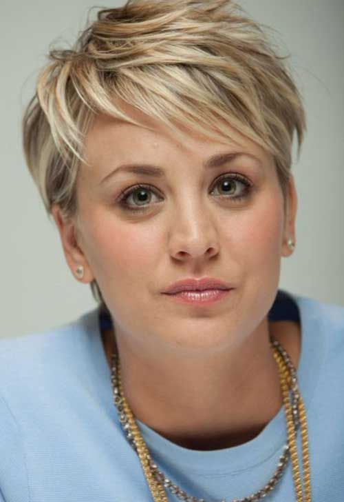 10 Pixie Hairstyles For Thick Hair Short 2017
