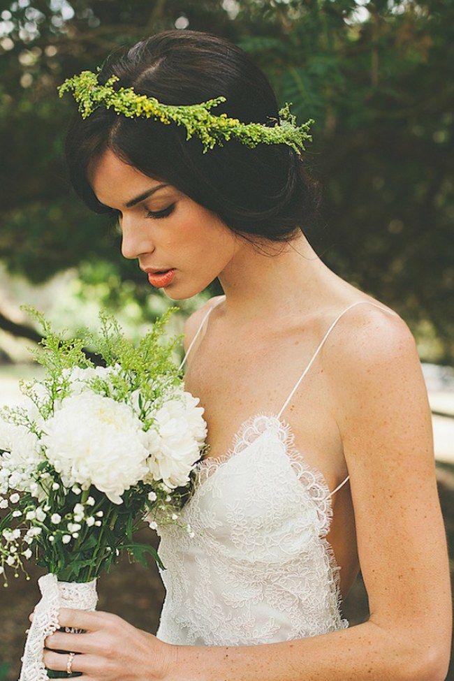 Frisuren mit Wow-Effekt! Die 50 schönsten Hochzeitsfrisuren für ...