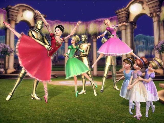 Barbie In The 12 Dancing Princesses Official Stills 6 Jpg Filmes
