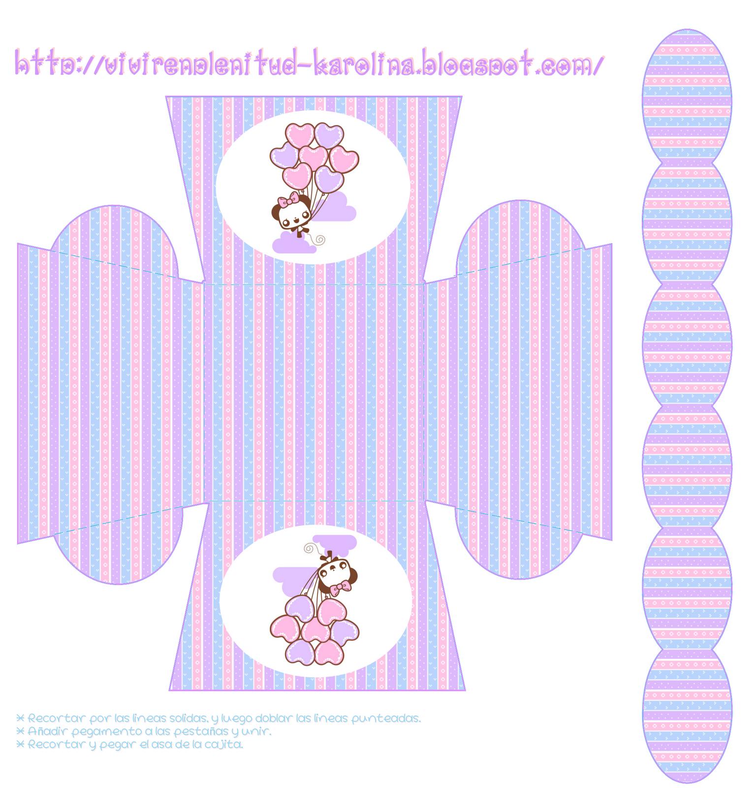 Pin de Betty Mendoza en Cajas para mesa de dulces | Pinterest ...
