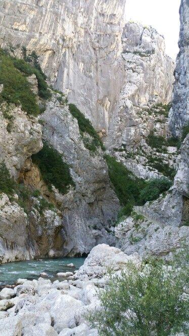 Gorges du Verdon Haute Provence