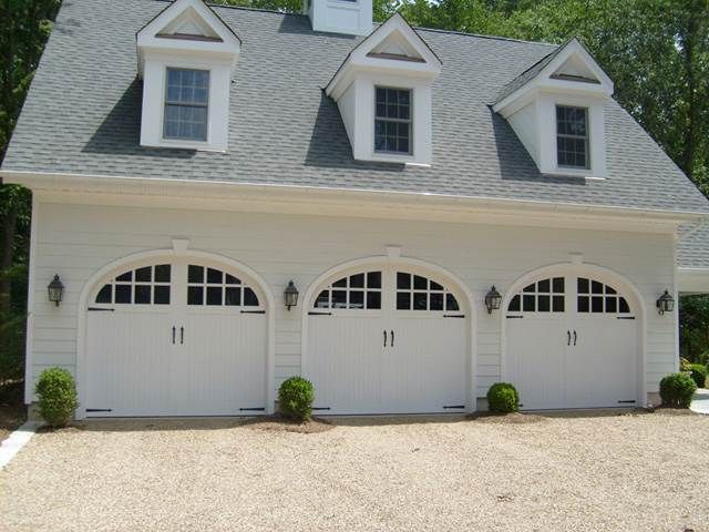 Fimbel Ads Carriage House Door And Commercial Overhead Door Photos Carriage House Garage Carriage House Doors Garage Door House