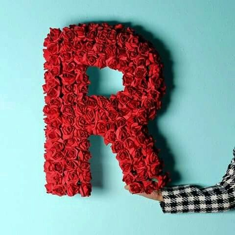 Pin By Enami Lihas On Flowers Rose Flower Wallpaper Flower Letters Stylish Alphabets