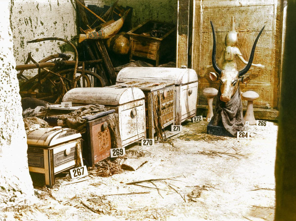 The Curse Of King Tuts Tomb Torrent: 1922: The Discovery Of Tutankhamun's Tomb