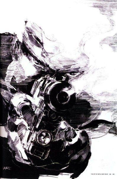 Life Figure Drawing Styles. Zack Moat: Yoji Shinkawa