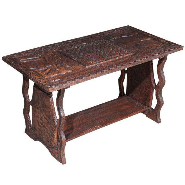 Image of African Coffee Table AFRIKAAA Pinterest Africans and