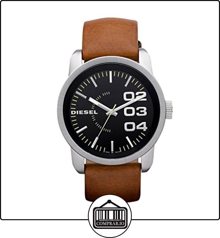 7ce647ccc32e Diesel Double Down 46 - Reloj de pulsera de ✿ Relojes para hombre - (Gama  media alta) ✿