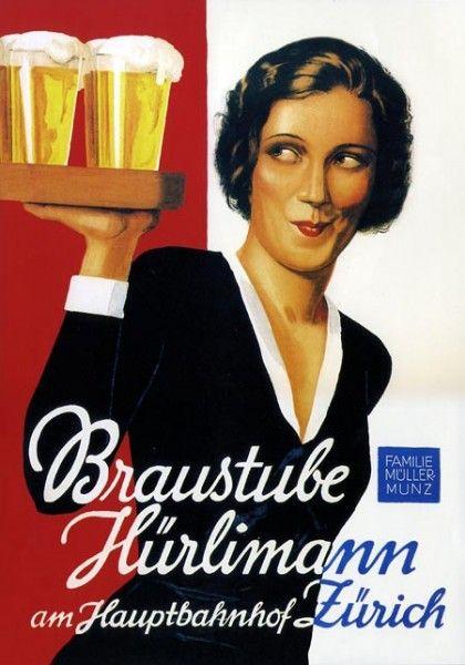 Vintage Beer Posters
