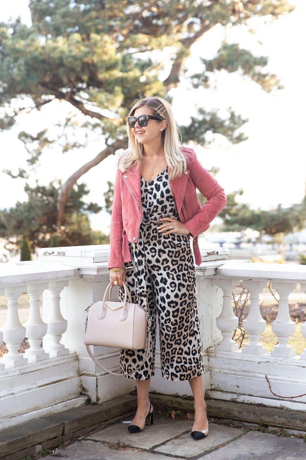 A Lil' Leopard Romper - Krystin Lee