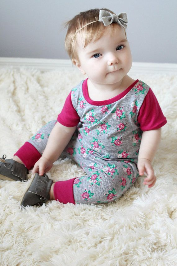 720e80482d94 Baby Girl pants romper
