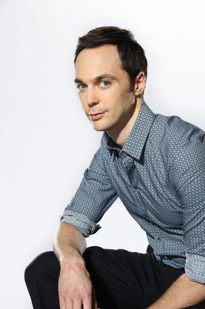 Jim Parsons photo shoo...