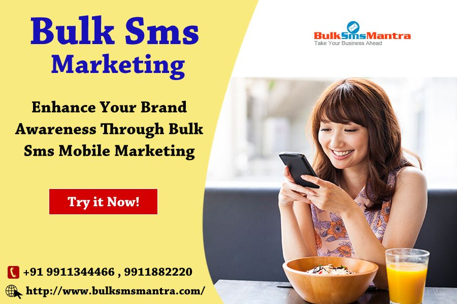 Are you looking for premium bulk sms service provider in India  We