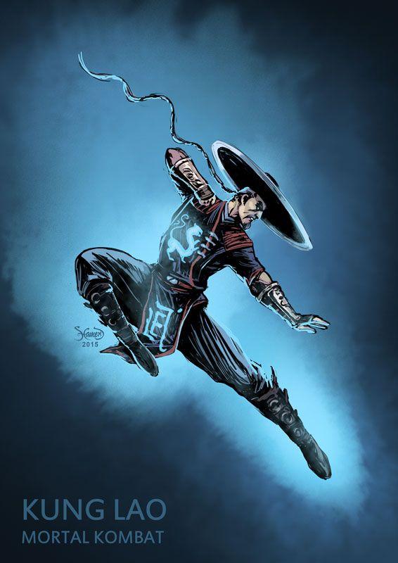 Kung Lao Mkx Fan Art By Hamex On Deviantart Mortal Kombat Characters Mortal Kombat Art Mortal Kombat