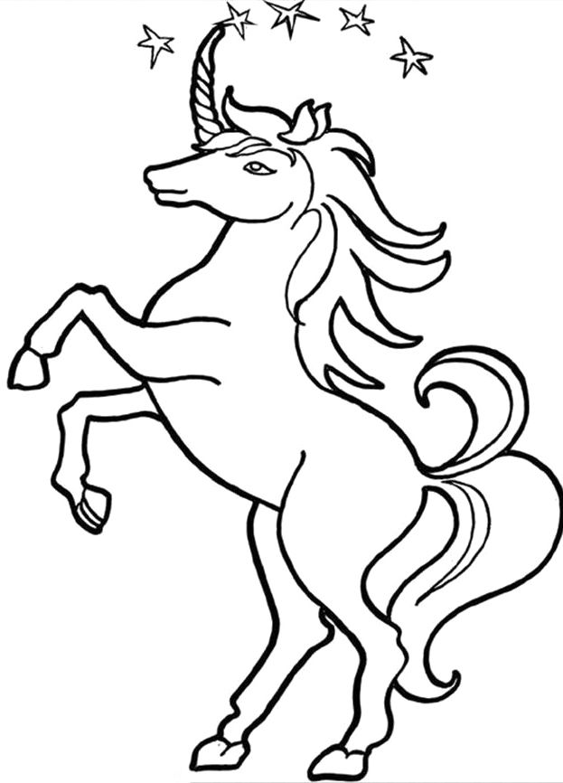 Unicorn Coloring Pages Print With Images Star Coloring Pages Coloring Pages For Kids Coloring Pages