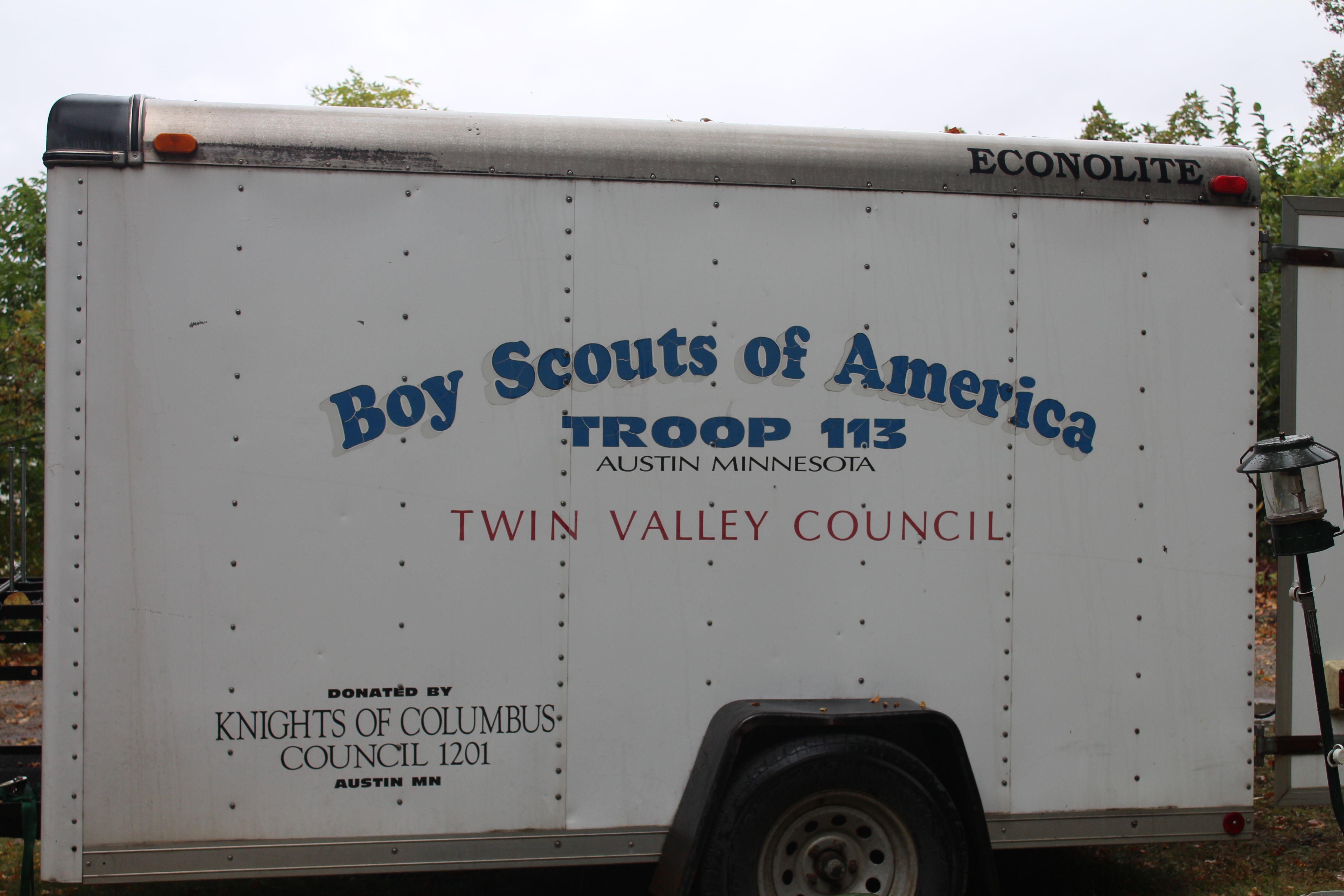 Scout Trailers Scout, Minnesota twins, Boy scouts