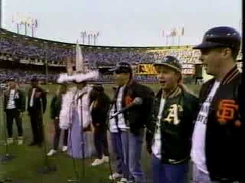 Discover The Song San Francisco Sung At Candlestick Park Lead By Beach Blanket Babylon Cast 1989