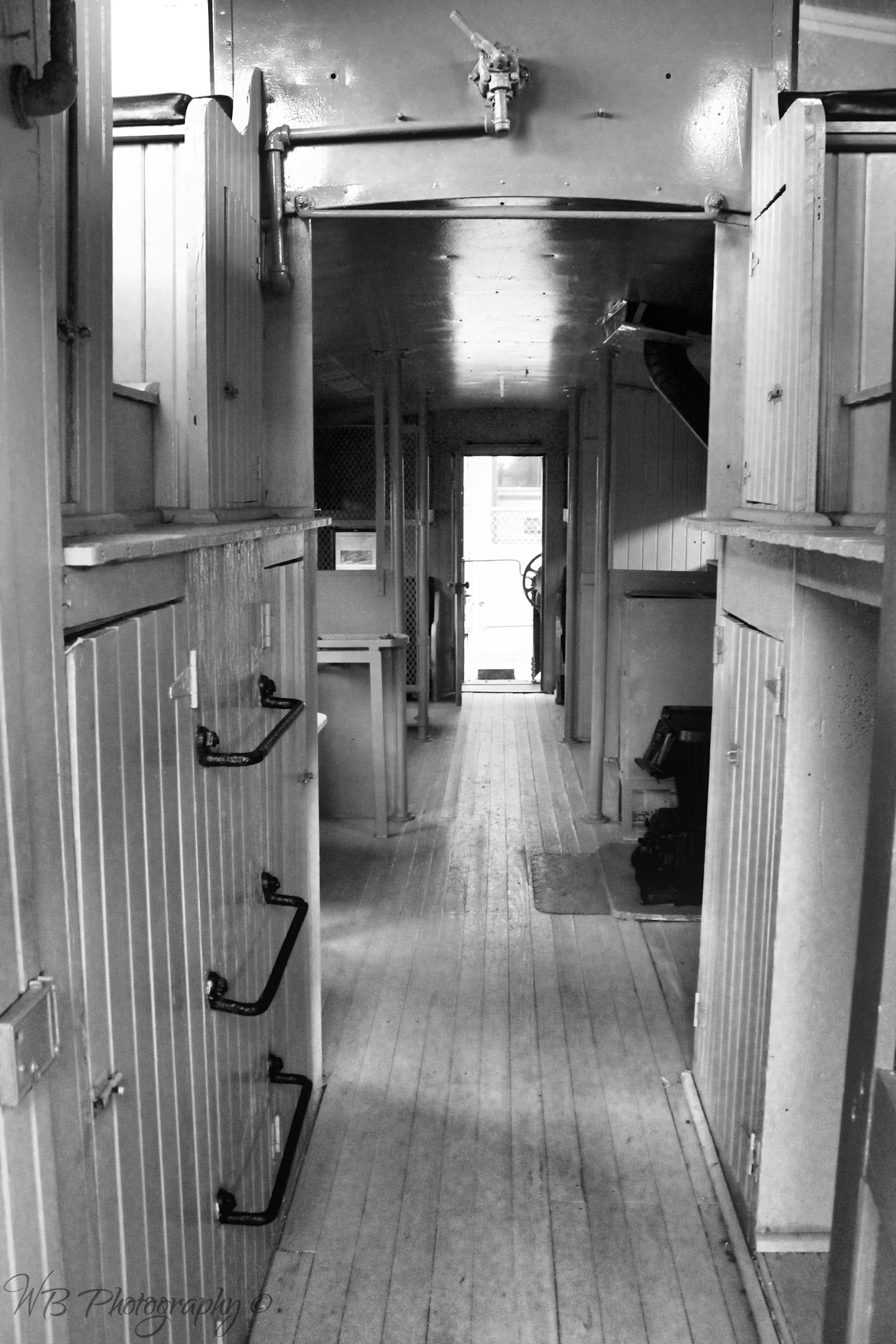 Caboose Interior   Caboose, Train decor, Rail car