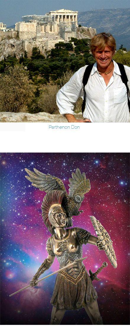 Don Cerow [Mythology, Ancient astronomy]