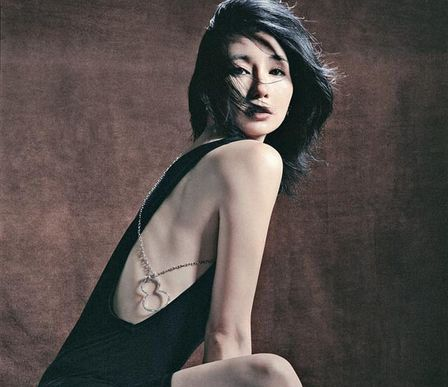 Maggie Cheung Maggie Cheung Topless Picture