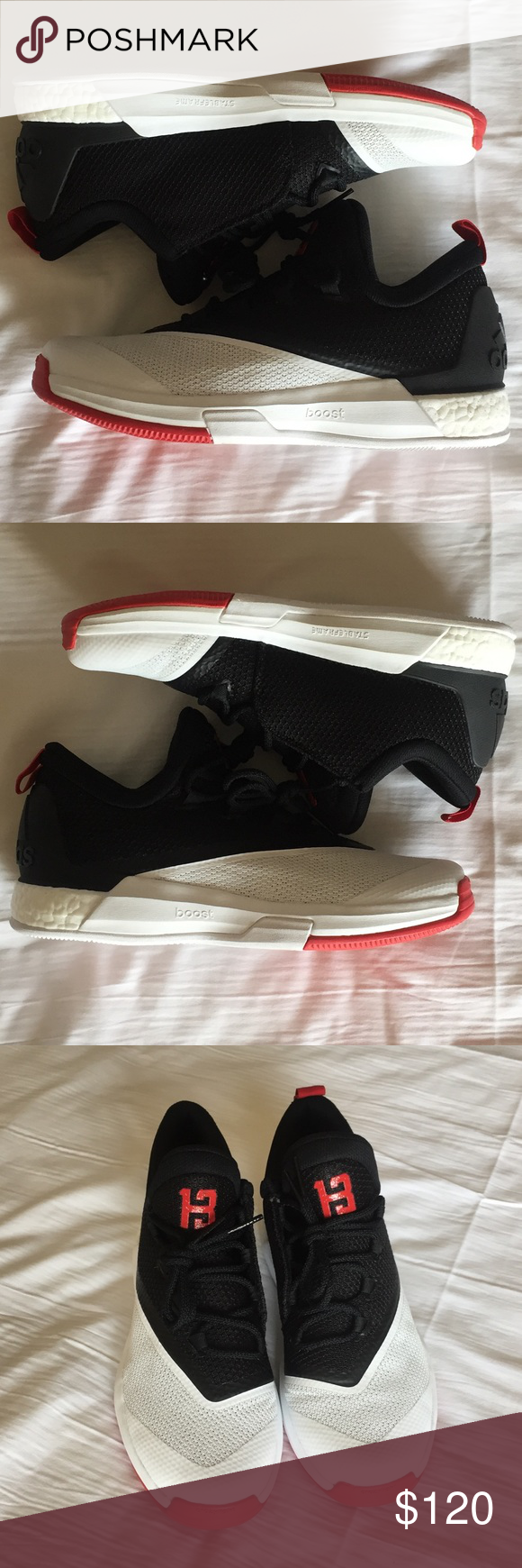 2e34855f903a Adidas James Harden Crazylight Boost 2.5 PE B42728 Selling a pair of Brand  New Adidas James