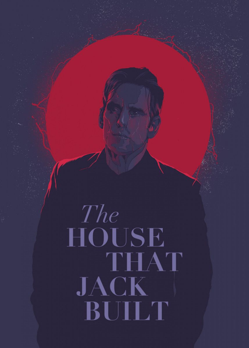 The House That Jack Bulit Poster By Fourteen Lab Displate Metal Posters Art Art Poster Design Poster Prints